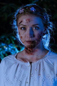 Lindchens World: [Halloween 2015] Dornröschen, Sleeping Beauty Costume, Halloween Kostüm Make Up Ideen, Zombie Märchen, Zombie Dornröschen