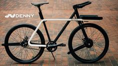 The DENNY urban bike by Teague