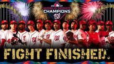 """For the first time in 95 years, the champions are from Washington, DC. Washington Nationals Baseball, Team Teaching, Modern Games, Ml B, National League, Opening Day, Baseball Players, World Series"