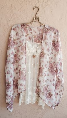 free size all prints a little different  all rose florals..silk chiffon