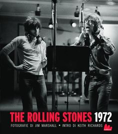 The Rolling Stones 1972 in Italian!