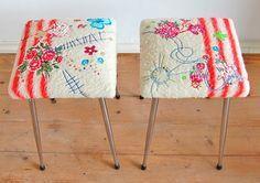 Blanket stools
