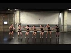 "Beyond Words Dance Company performs ""The Call""  Choreographed by Kate Jablonski"