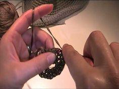 Anleitung und Häkelvorlage - einen Hut häkeln 1