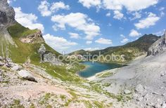 #Lake #Wolayersee In #Lesachtal #Carinthia #Austria @depositphotos #depositphotos #nature #landscape #hiking #alps #mountains #panorama #view #outdoor #season #summer #beautiful #wonderful #colorful #bluesky #travel #vacation #holidays #leisure #sightseeing #stock #photo #portfolio #download #hires #royaltyfree