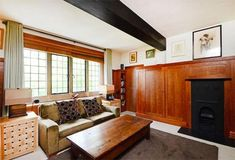 Charles Voysey-designed grade II-listed property in London SW18