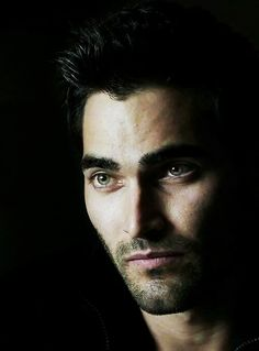 Tyler Hoechlin as Derek Hale. He is incredibly beautiful. Don't look at me. that's awesome