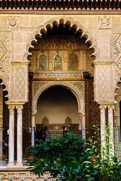 Alcazar of Seville (Reales Alcázares de Sevilla)