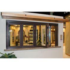Kolbe bi-fold kitchen Windows