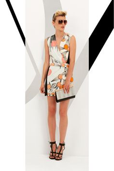 Diane von Furstenberg Resort 2013 Collection Photos - Vogue