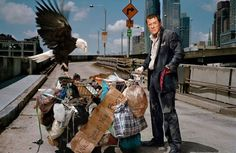 Stephen Colbert photographed by Martin Schoeller