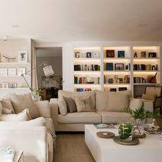 Home interior Ideas Classic - - Home interior White Living Room - Home interior Design Cheap Home Decor Bedroom, Living Room Decor, Warm Home Decor, Bright Homes, Beautiful Living Rooms, Cuisines Design, Dream Decor, Cozy House, Home Interior Design