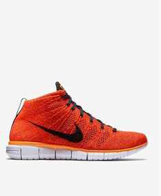 new concept 0a367 5d7e1 Nike Free Flyknit Chukka  Red Chukka Shoes, Nike Free Flyknit, Nike Kicks,