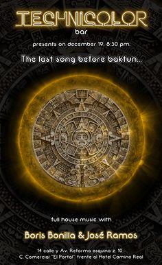 The last song before Baktun @ Guatemala