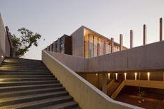 Synagogue and Community Center C.I.S. / JBA + Gabriel Bendersky + Richard von Moltke