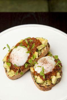 Londons Best Breakfasts | Marie Claire