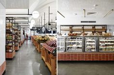 Best Retail Design Winner / The Standard Market Company Newstead by Richards & Spence (QLD). Photography by Toby Scott.