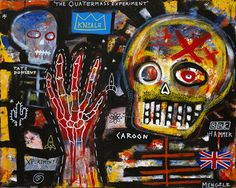 christian folk art | Contemporary Outsider Folk Art by Christian Mengele - The Quatermass ...