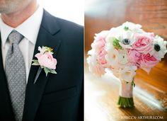Wedding bouquet. flowers. Photo by Rebecca Arthurs.