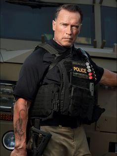 Arnold Schwarzenegger's Action-Thriller 'Ten' to Hit Theaters January 2014