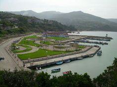 Port de tigzirt _ Tizi Ouzou _ Algérie
