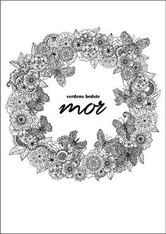 Mors dag gave Working Moms, Origami, Gift Wrapping, Tapestry, Printables, Wallpaper, Day, Gifts, Gift Ideas
