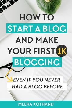 In this step-by-step tutorial for beginners, I show you how to start your website and goal of hitting your first in the quickest way possible. Make Money Blogging, Make Money Online, How To Make Money, Earn Money, Marketing Website, Online Marketing, Content Marketing, Digital Marketing, Business Tips