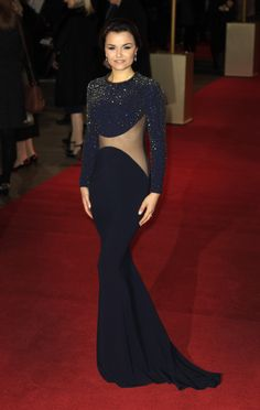 Samantha Barks in Stella McCartney