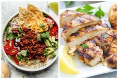 From an easy mac and cheese to homemade sushi rolls, these 5 weeknight dinners make great next-day school lunches! #mealplan #familydinner #creativedinner #dinnerrecipes #leftovers Lunch Recipes, Real Food Recipes, Chicken Recipes, Dinner Recipes, Easy Mac And Cheese, Macaroni And Cheese, Homemade Sushi Rolls, Easy Meals, Easy Weeknight Dinners