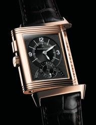 Why settle for one? Jaeger Lecoultre Reverso Duoface