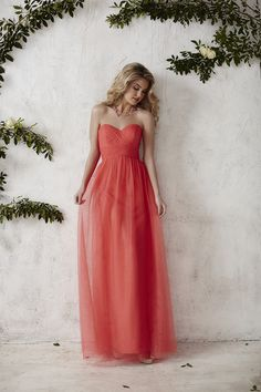 Strictly Weddings reveals the top bridesmaids trends for 2015 from the Christina Wu Occasions fall collection.