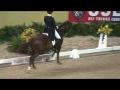 The Cutest Dressage Grand Prix Freestyle EVER [[Hans Peter Minderhoud and Equis Nadine]] - YouTube