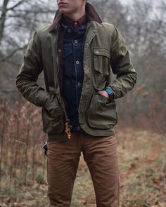 outdoorsy men style