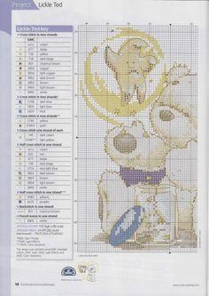 Gallery.ru / Фото #13 - The world of cross stitching 167 - WhiteAngel