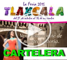 Programa Feria Tlaxcala 2015 Palenque Conciertos Charrería Cartelera
