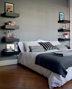 New bedroom black headboard grey Ideas Home Bedroom, Master Bedroom, Bedroom Decor, Bedroom Ideas, Bedrooms, Trendy Bedroom, Modern Bedroom, Black Headboard, Bedroom Black