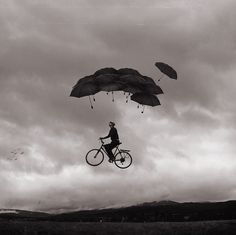 Flying Contraption | Joel Robinson