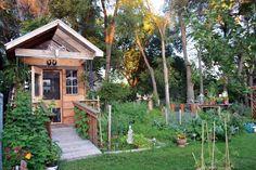 Aberle Garden Shed