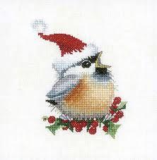 cross stitch christmas cards ile ilgili görsel sonucu