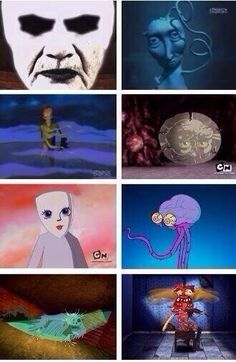 Courage The Cowardly Dog Scary Moments | www.pixshark.com ...