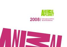 Animal Planet Brand Guidelines