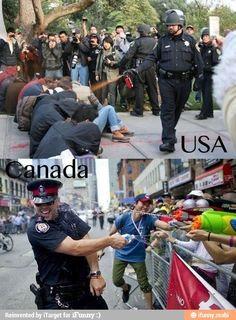 Canada looks fun