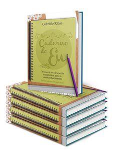 O CADERNO DO EU traz 30 exercícios de escrita terapêutica para o autoconhecimento criativo.  Escrever pode ser uma interessante ferramenta para o desenvolvimento pessoal. Ao longo dos exercícios de escrita, o leitor é convidado a revisitar momentos do seu passado, tomar consciência do seu momento atual e planejar o seu futuro, através de práticas que envolvem a escrita criativa e a reflexão pessoal.