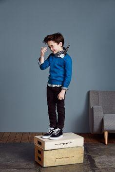 Jean Bourget Kid boy, Casual