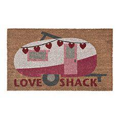 Love Shack Doormat