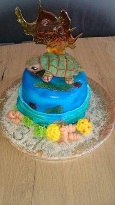 Schildkröten torte
