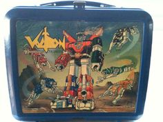 Curiosities: Vintage Lunch Boxes