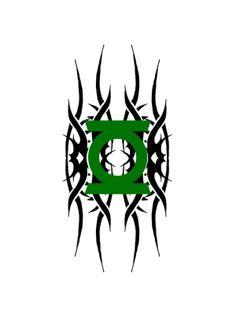 Green Lantern Tattoo by AaronJayson.deviantart.com on @deviantART