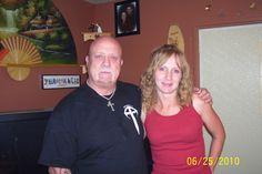 Skip and daughter Dawn