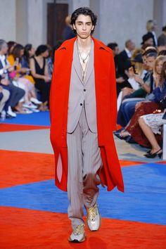 Male Fashion Trends: Roberto Cavalli Spring-Summer 2019 Runway Show - Pitti Immagine Uomo